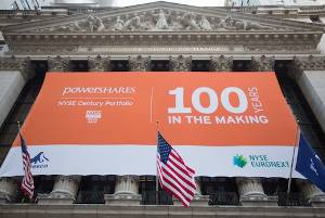 PowerShares launches NYSE Century ETF