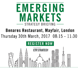Emerging Markets Strategy Briefing - Thursday 30th March 2017