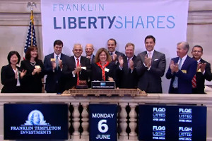 Franklin Templeton debuts LibertyShares smart beta ETF range