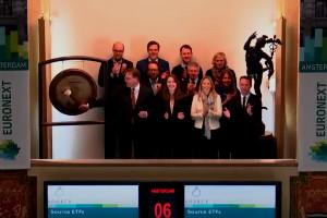 Source ETFs Netherlands Amsterdam Euronext
