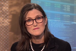 Catherine D. Wood, CEO, Ark Investment Management