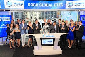 ROBO ETF passes $2bn