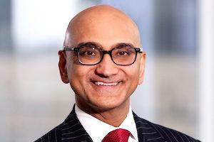 Atul Tiwari, managing director for Vanguard Investments Canada