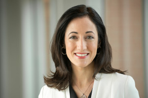 Karin Risi, managing director of Vanguard's retail investor group.