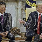 Trump Nagylelkű Gesztus Japán felé