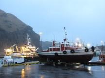 Heimaey harbor