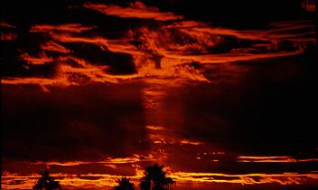Arizona Sunset by Ethan Holmes