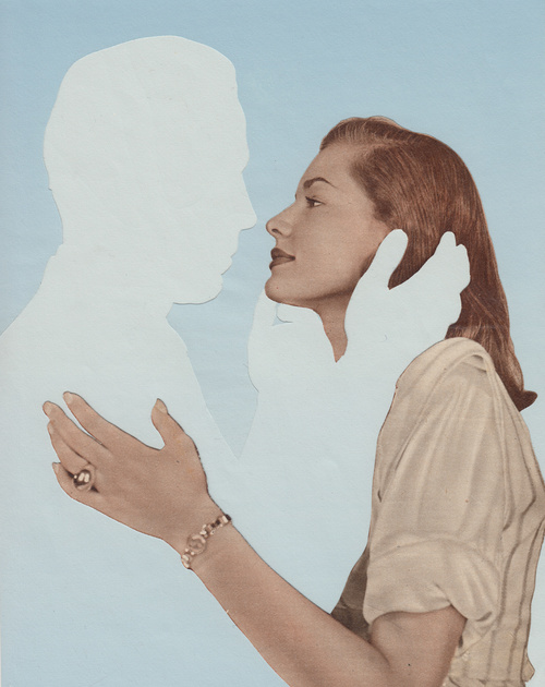 ABSENT-MINDED, Art by Joe Webb