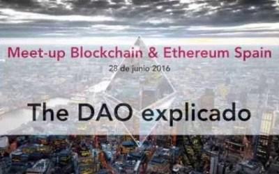 The DAO explicado
