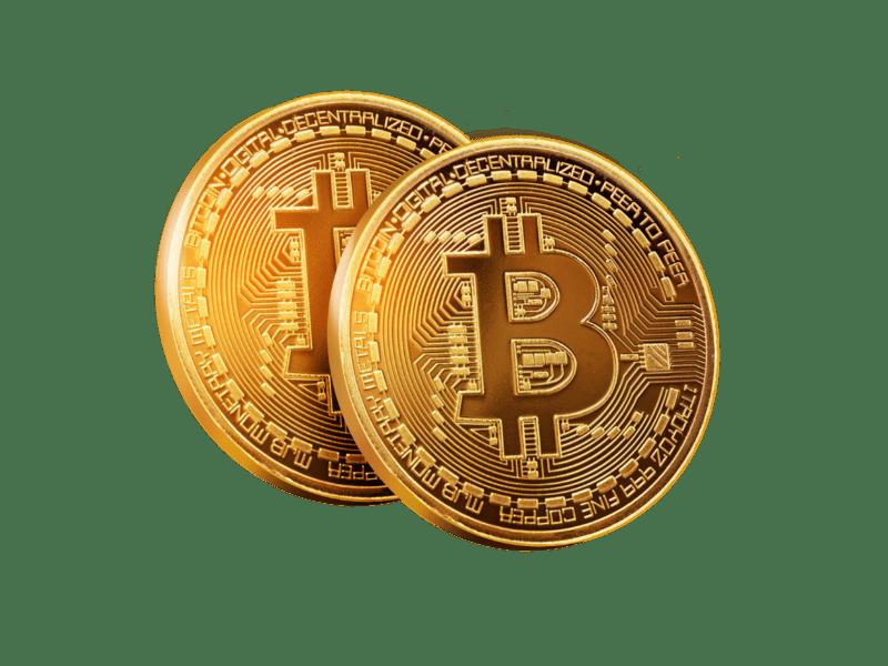 Bitcoin Mynter to stykker