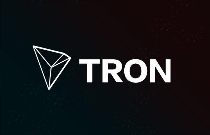 TRON TRX Coin Burn