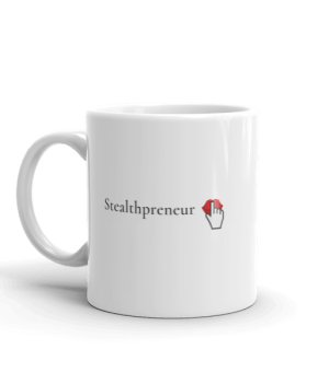 stealthpreneur small mug 2