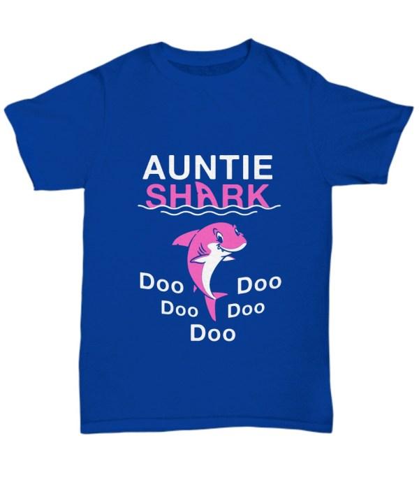 Auntie shark doo doo doo Shirt
