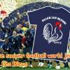 France Allez Les Bleus shirt