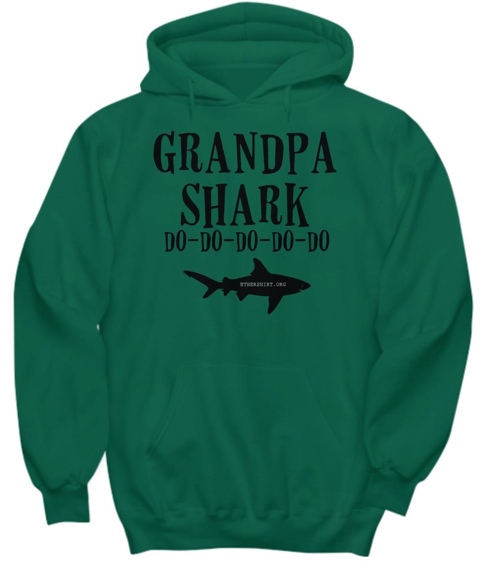 Grandpa shart do do do Hoodie