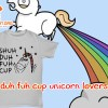 Shuh duh fuh cup unicorn lovers shirt