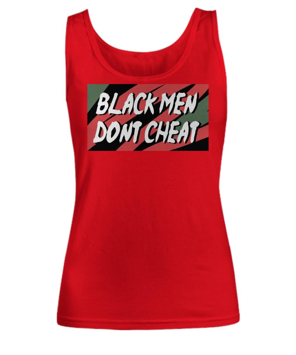 Black men don't cheat Tank top