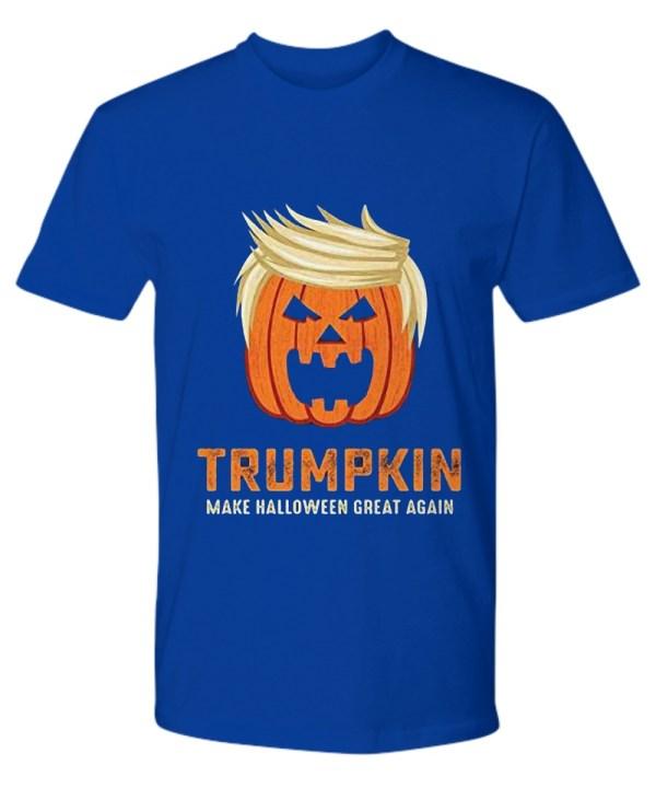 Halloween Trumpkin Funny Shirt