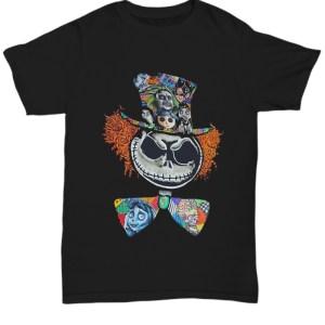 Jack the killer cartoon clown Shirt