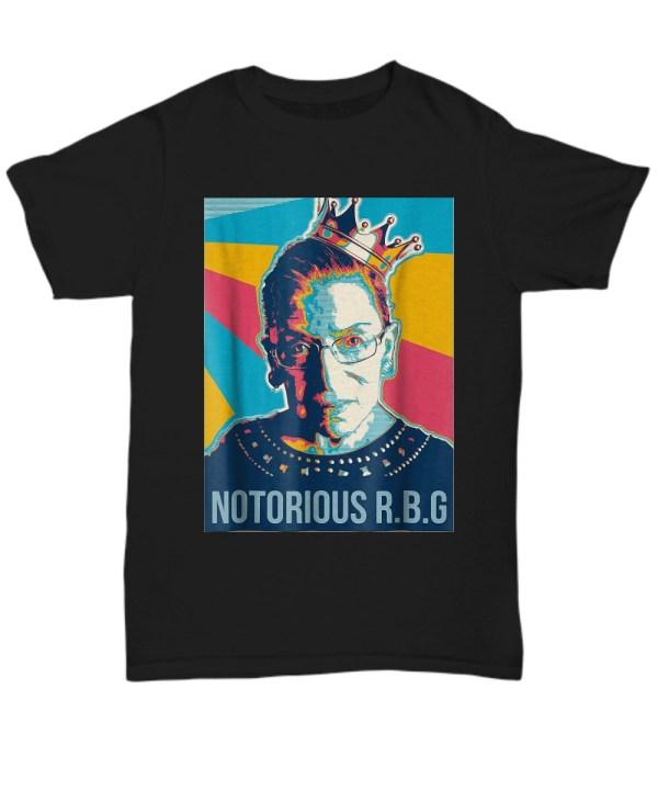Vintage Notorious RBG Shirt