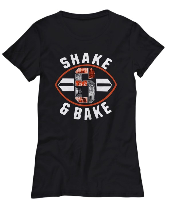 Baker Mayfield shake and bake Shirt