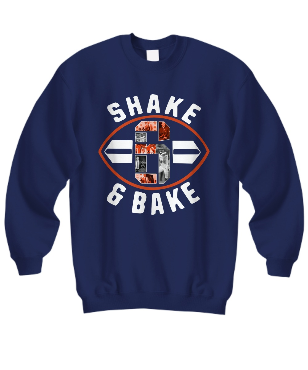 Baker Mayfield shake and bake Sweatshirt