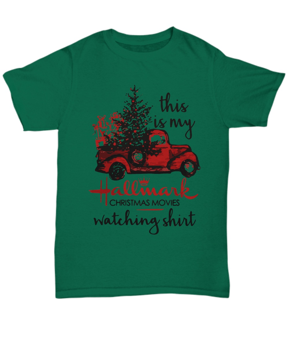 Car this is my hallmark christmas movie watching Shirt