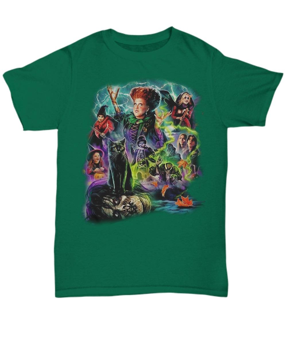 Cavity Colors Hocus Pocus Spellbound classic shirt