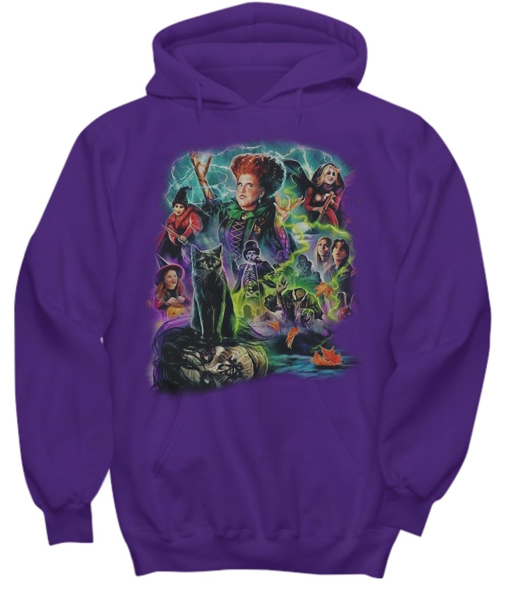 Cavity Colors Hocus Pocus Spellbound hoodie