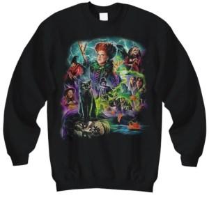 Cavity Colors Hocus Pocus Spellbound sweatshirt