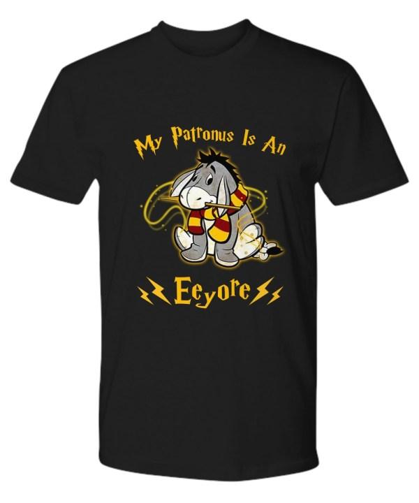 My patronus is an eeyore shirt