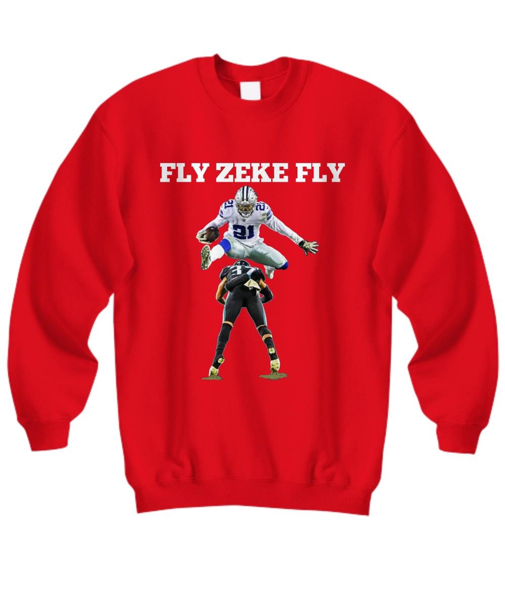 2a101777658 Ezekiel Elliott Fly Zeke Fly sweatshirt