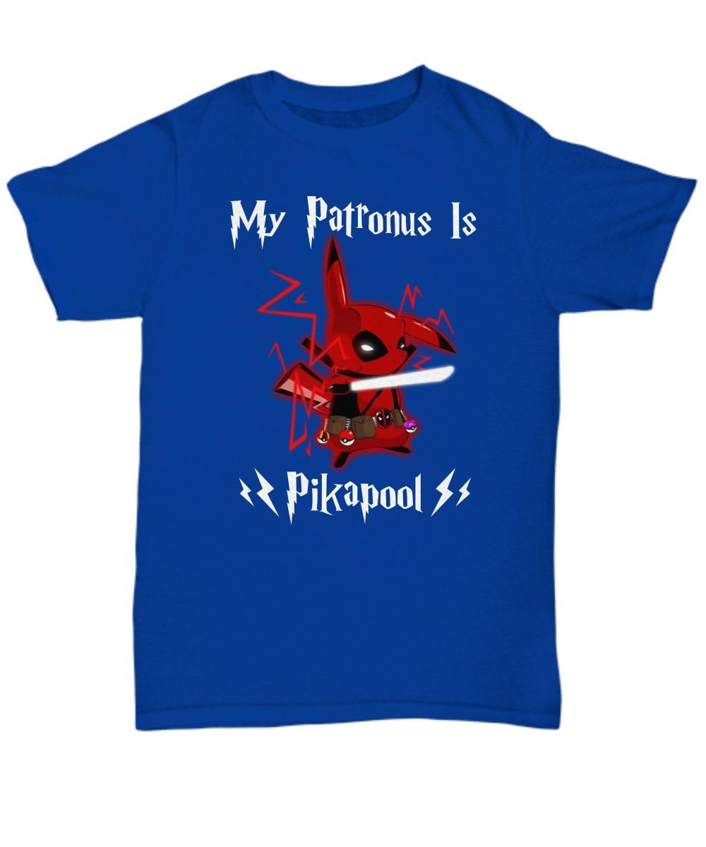 My patronus is Pikapool classic shirt