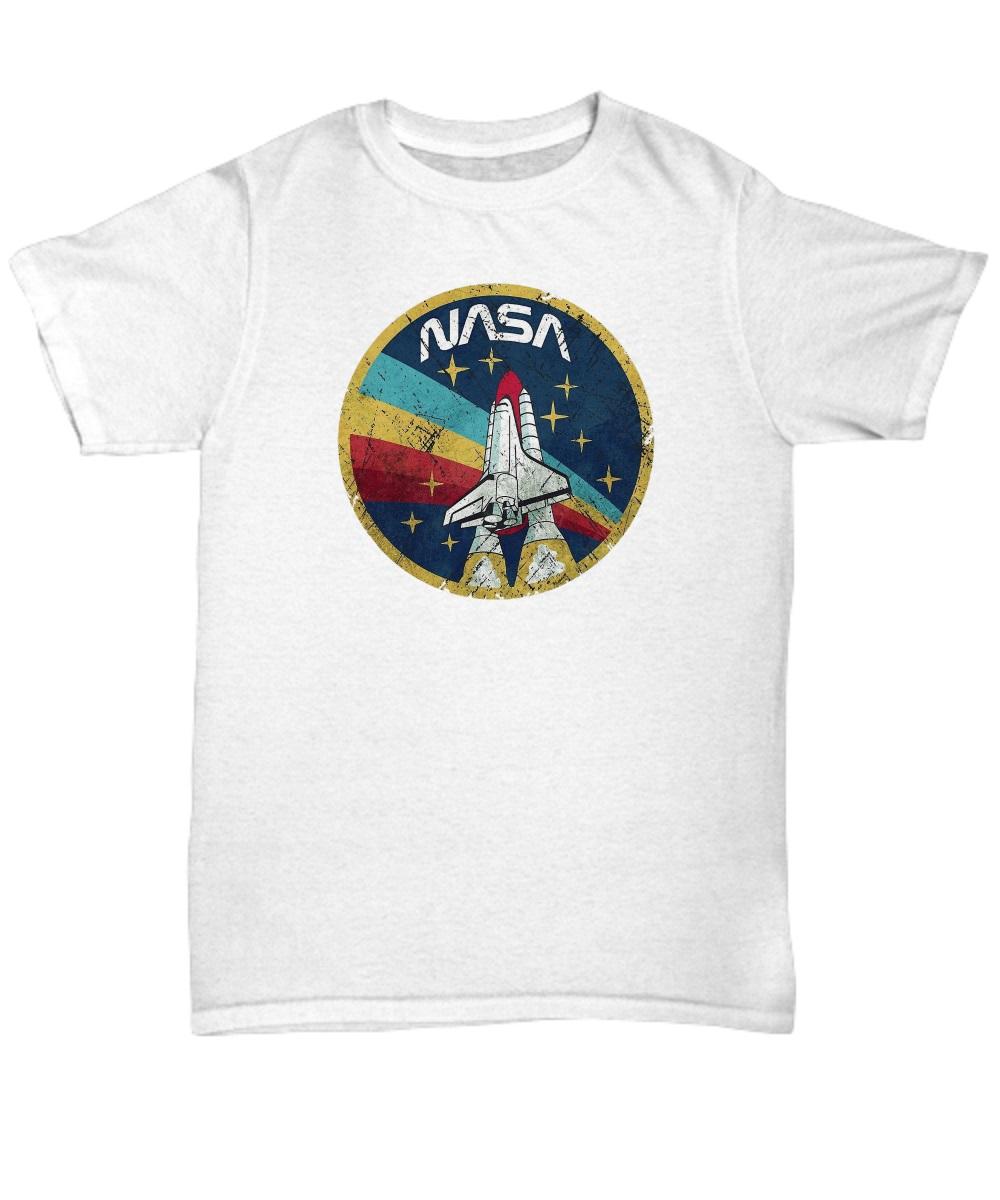 Nasa Vintage Colors classic shirt