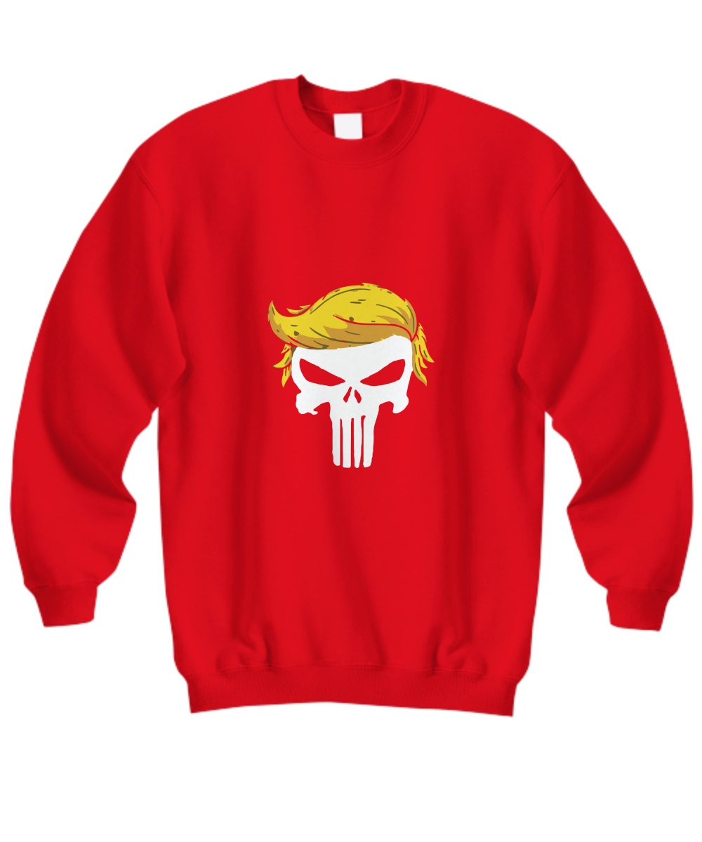 Punisher Trump sweatshirt