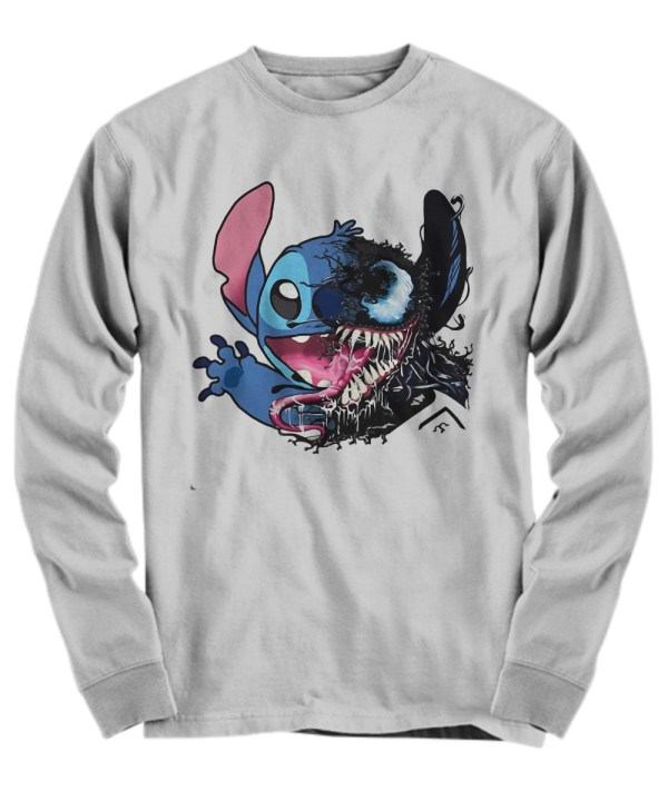Venom Stitch we are Venom Face long sleeve