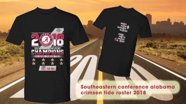 Southeastern conference alabama crimson tide roster 2018