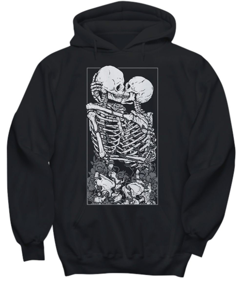 Skull The Lovers hoodie