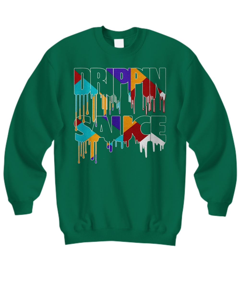 Jordan 9 Dream It Do It Drippin Sauce Sweatshirt