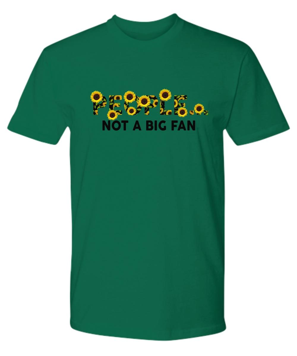 Sunflower people not a big fan Premium