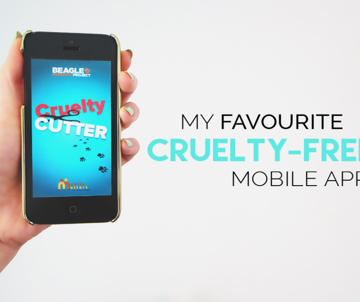 Cruelty-Cutter: Why This Mobile App is My All-Time Favourite Cruelty-Free App