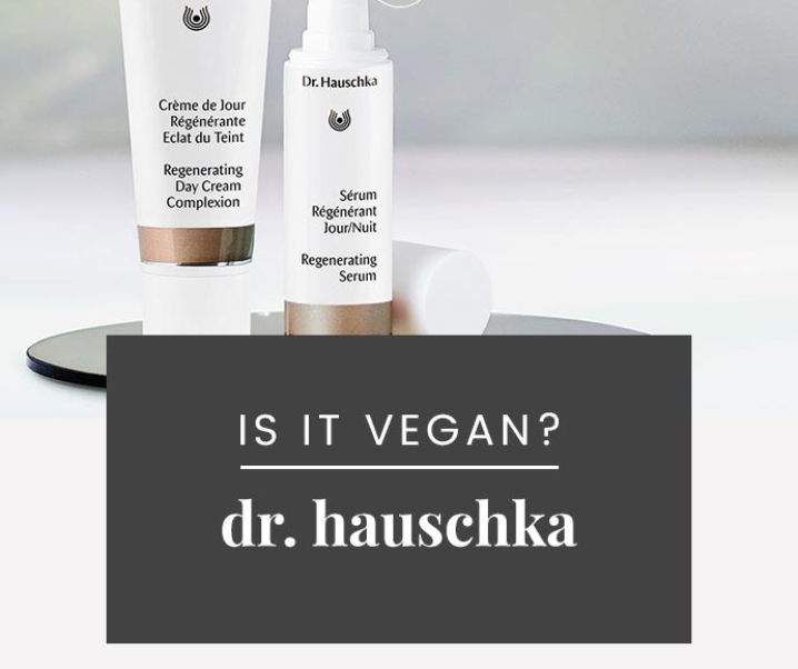 Dr. Hauschka Vegan Product List