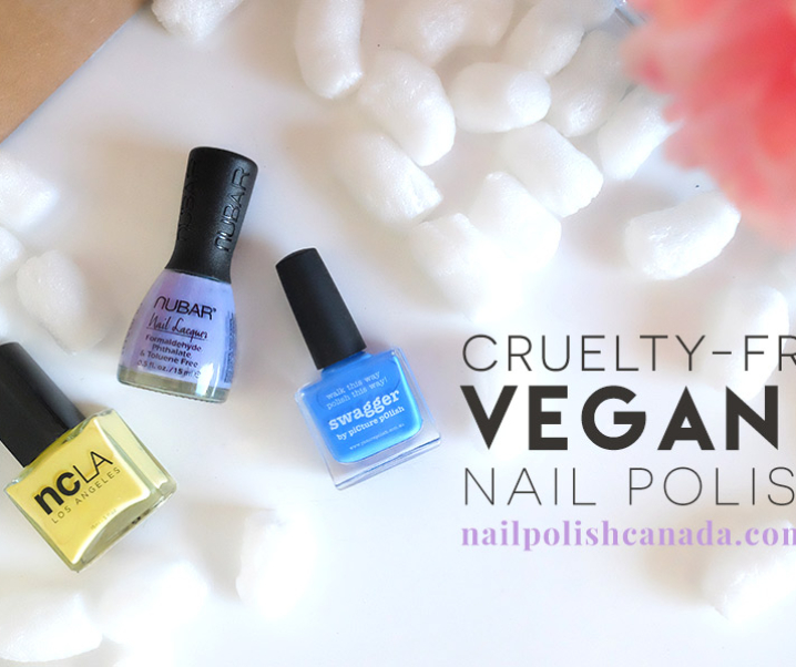Vegan Nail Polish at nailpolishcanada.com