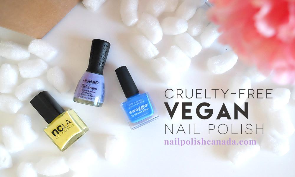 vegan nail polish