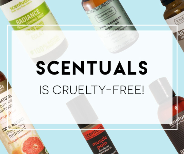 Scentuals is Cruelty-Free!