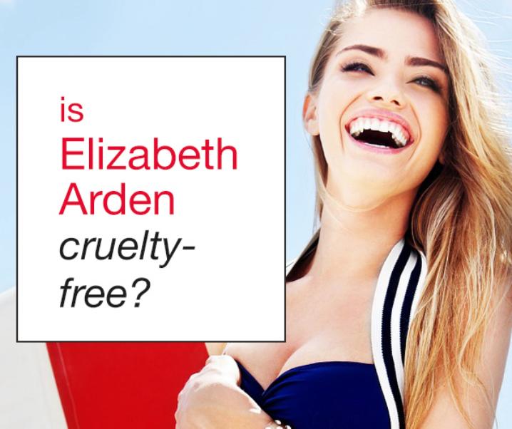 Does Elizabeth Arden Test on Animals?