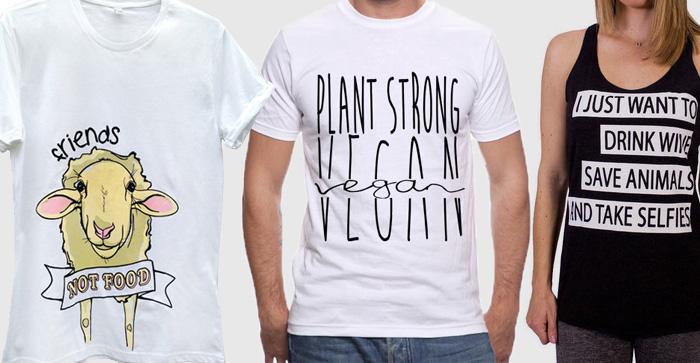Vegan Shirts Advocacy