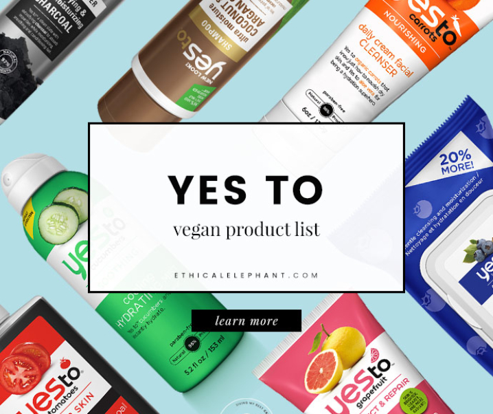 Is Yes To Cruelty-Free and Vegan?