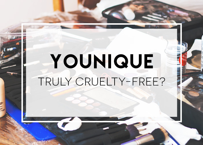 Is Younique 100% Cruelty-Free?