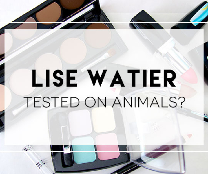 Is Lise Watier Tested On Animals or Cruelty-Free?